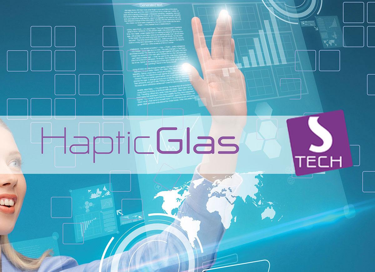 « HAPTIC-GLASS »   VIDRIO PARA PANTALLAS TACTILES