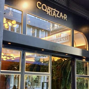 Entrada de Cortázar Donostia