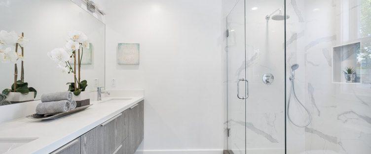 Tres trucos para mantener la mampara de baño siempre perfecta
